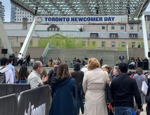 Toronto Newcomers Day – 2019