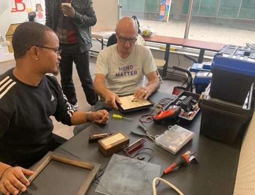 In Conversation with Paul Madger – Repair Café